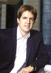 Ricardo Clemente, diretor excutivo da Intelie
