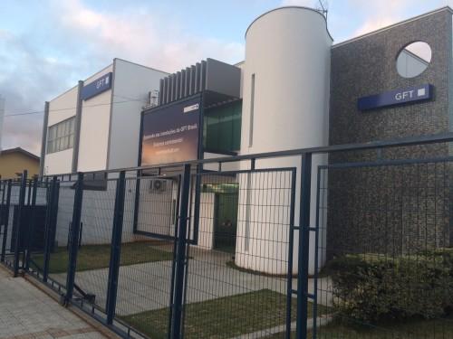 novas  instalações da unidade GFT Sorocaba