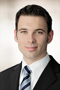 Franz-Sebastian Welter - Bereichsleiter Business Development bei der Volksbank Bühl