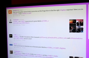 Beim CODE_n-Auftritt auf der CeBIT spielt Social Media-Kommunikation eine wichtige Rolle