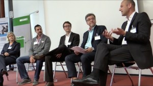 HiTURS Podiumsdiskussion