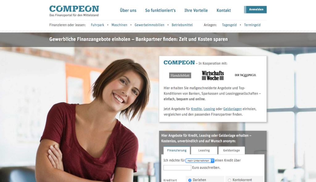 COMPEON_Startseite