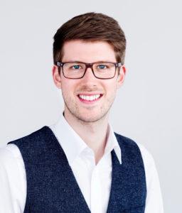 Christopher Grätz, Co-Founder und CEO der kapilendo AG