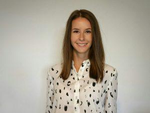 Davina Häkel, Marketing Managerin bei GFT Deutschland