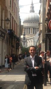 Albert Franquesa - Principal Consultant de GFT en Londres
