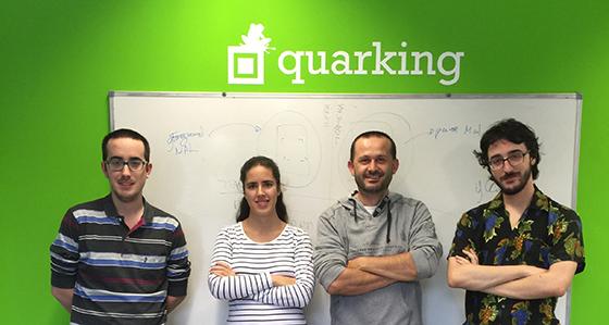 Equipo de BCN Quark Bidimensional Codes