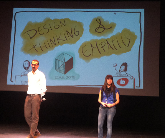Design Thinking & Empathy - Conference Agile Spain 2015