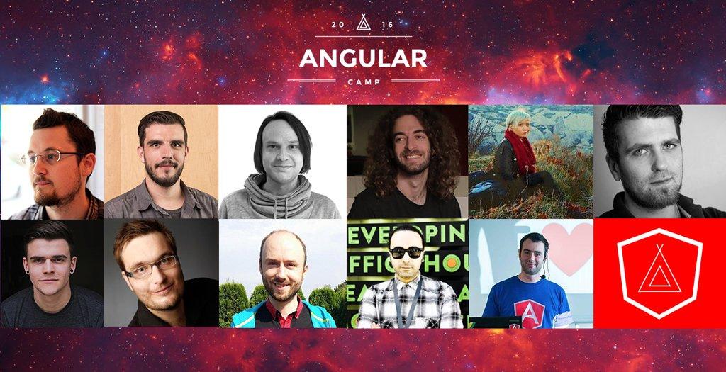 Angular Camp: Gana 1 entrada con GFT