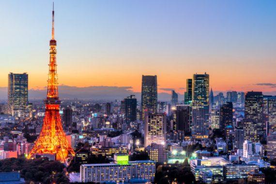 Proyectos visionarios lideran el camino para permitir el progreso y permitir que el futuro se forme. La estructura de la Torre de Tokio en Japón es una torre de celosía inspirada en la Torre Eiffel.