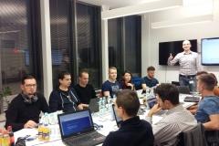 Damian Sosnowski: Progressive Web Applications - #GFTacademy Poznań