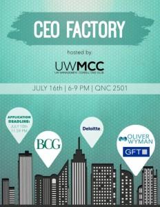 UWMCC - CEO Factory