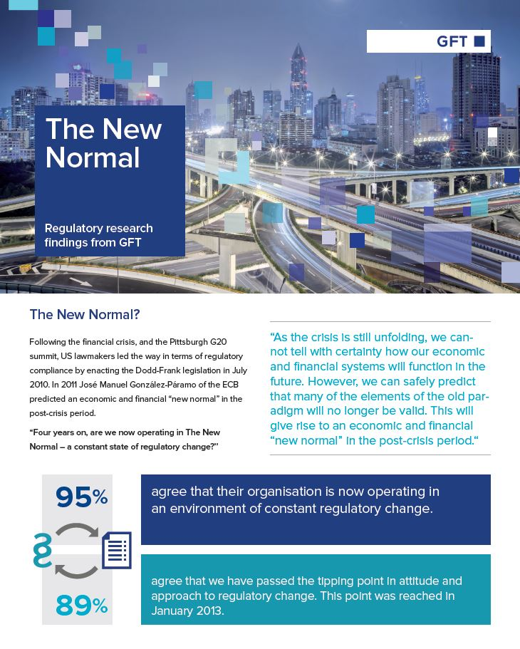 The New Normal Living With Continuous Regulatory Change In The